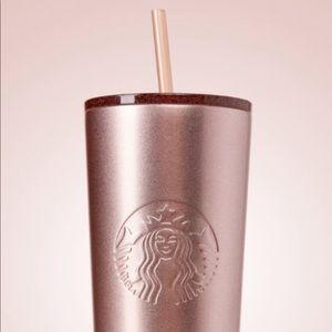 Starbucks Rose Gold Cup